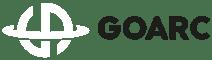 Goarc logo Black and White RGB 4
